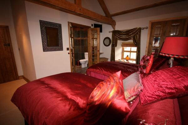 Classic Opulent 2nd bedroom