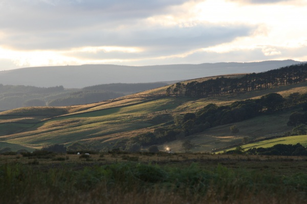 Views across the Valley