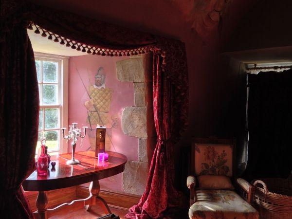 Interiors detail