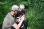 Family wildlife safari