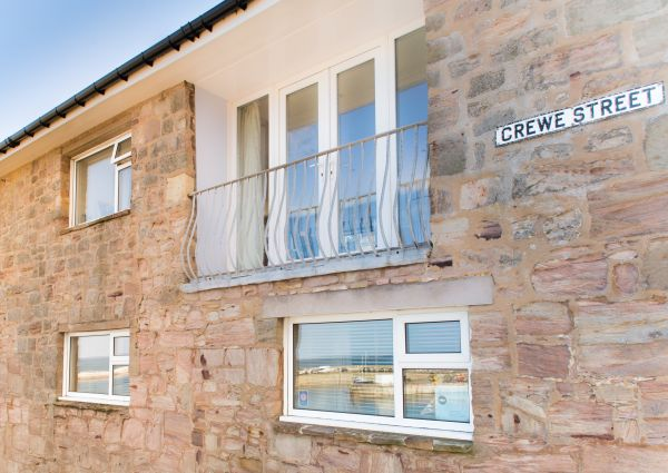 Farne View cottage
