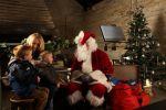 Father Christmas & Skating at Woodhorn
