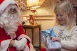 Father Christmas at Wallington