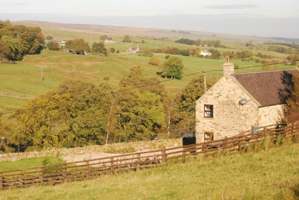 Outside Fell View Cottage