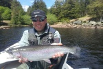 Fishing at Kielder Water and Forest Park and Fontburn is near Falstone Farmhouse