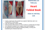 Folded Heart Book workshop course