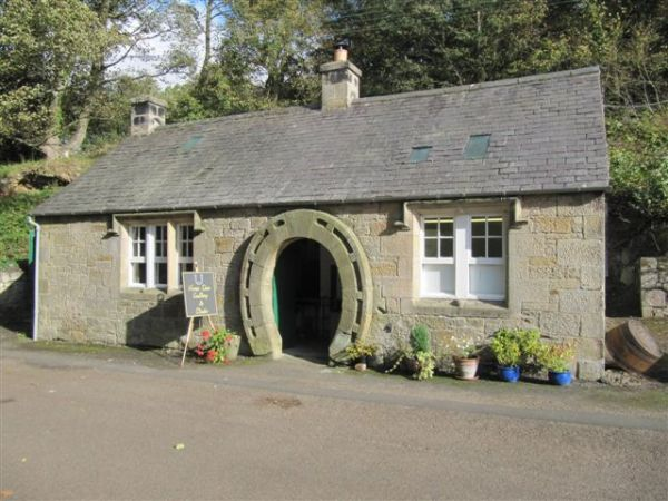 Horseshoe Forge in Ford