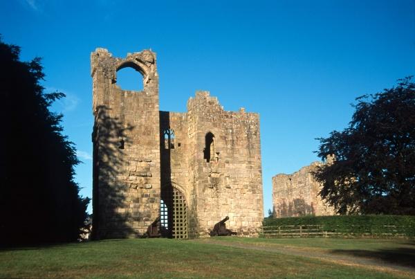 14thC Etal Castle