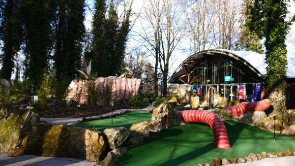 Forgotten Garden Adventure Golf