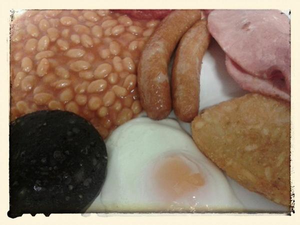 Northumbrian Breakfast
