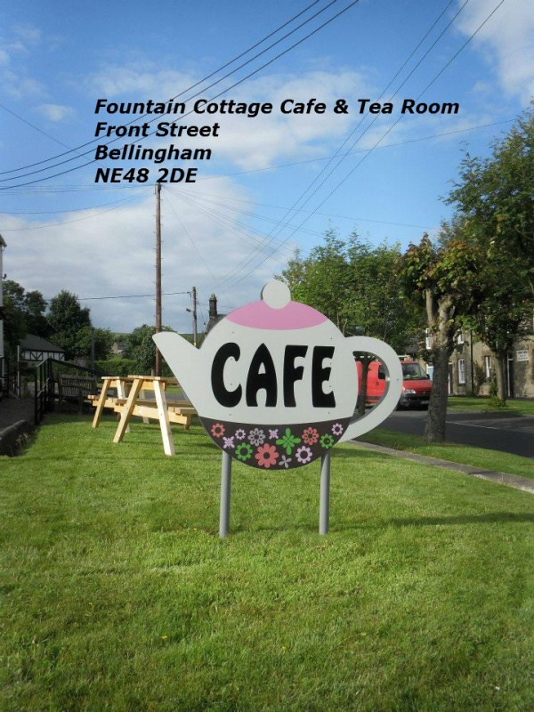 Fountain Cottage Cafe & Tea Room