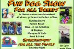 Fun Dog Show is near Blue Barn