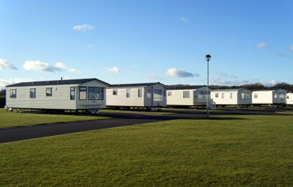caravan exterior