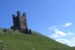 Lilburn Tower, Dunstanburgh