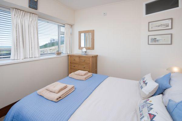 Harbourside double bedroom
