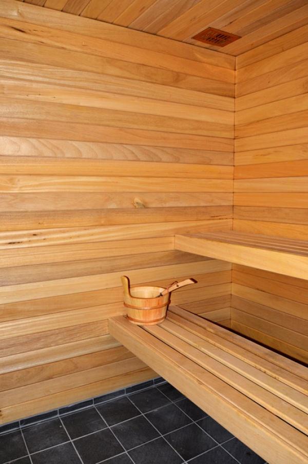 Unisex Sauna