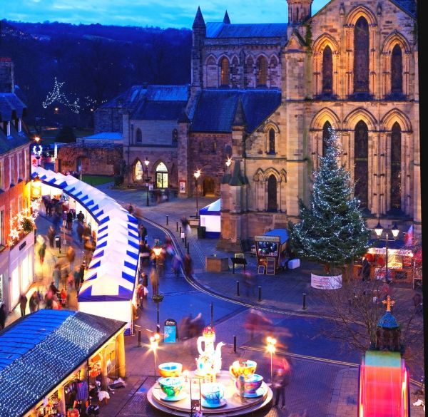 Hexham Christmas Market and Abbey Fair