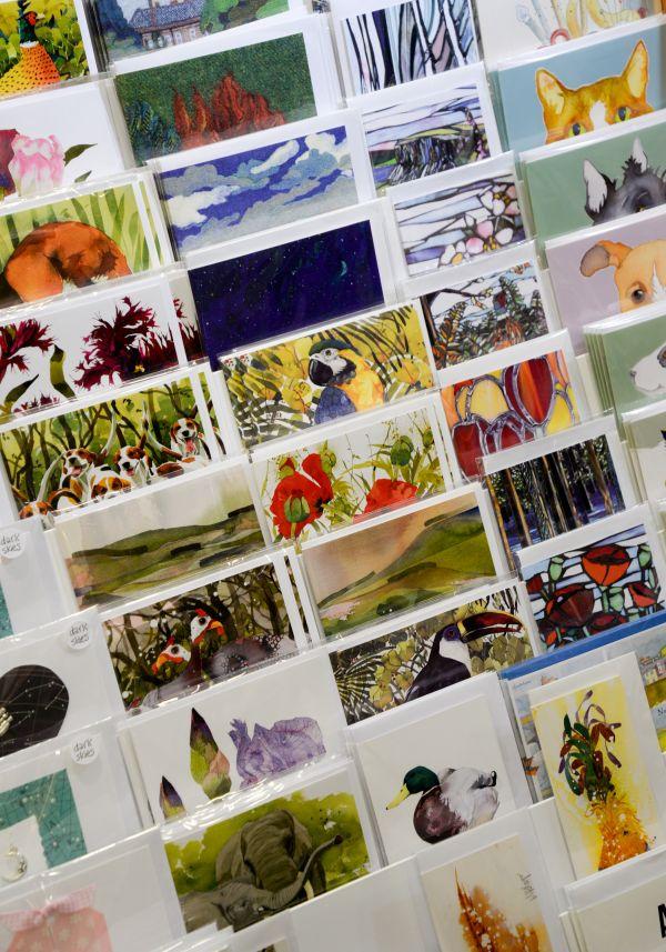 Locally Made Cards