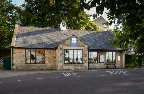 Welcome to Hexham Tourist Information Centre