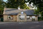 Welcome to Hexham Tourist Information Centre is near The Northumbrian Antiques and Collectors Fair