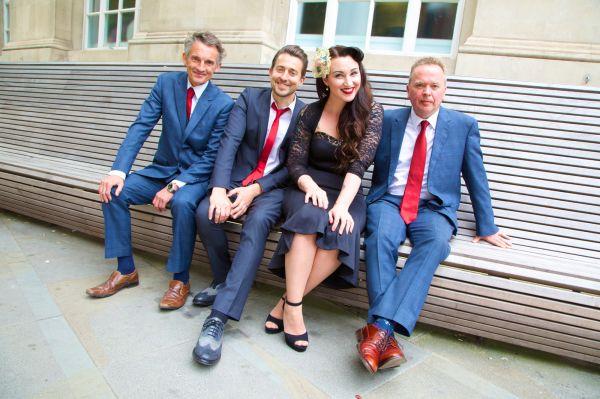 Pat McCarthy Quartet