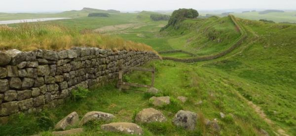 Hadrian's Wall Path - Hillwalk Tours