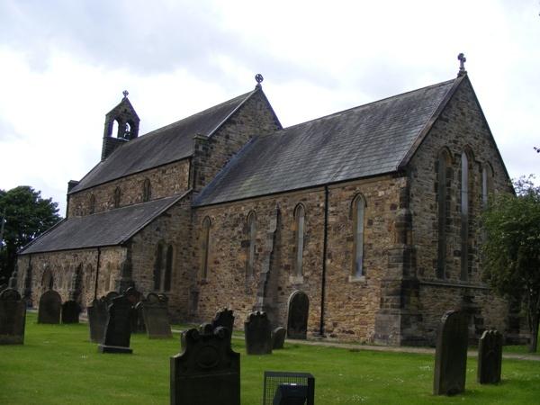 Holy Cross Church and Churchyard