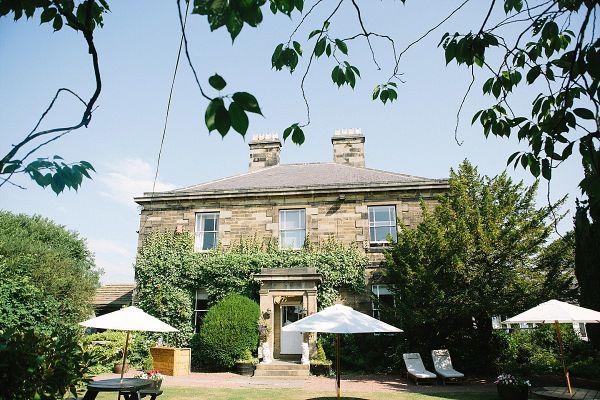 Horton Grange Entrance