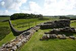 Wall at Housesteads is near Errington Reay & Co Ltd