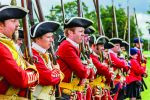 How to be a Redcoat at Berwick-upon-Tweed Barracks and Main Guard