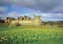 Alnwick Castle Grounds is near Dene View Cottage