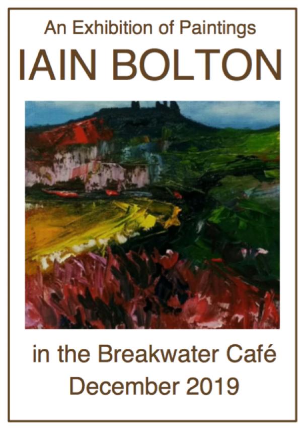 Ian Bolton Exhibition