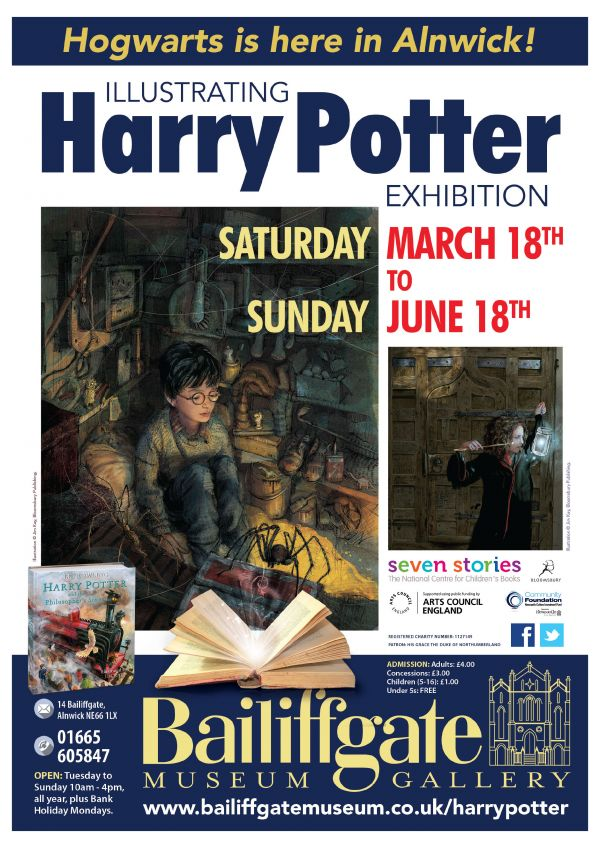Illustrating Harry Potter