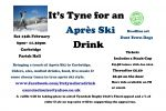It's Tyne for an Apres Ski Drink