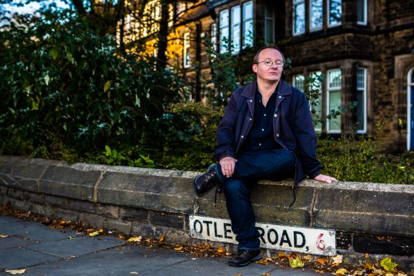Joe Williams: An Otley Run - Book launch, poetry and comedy