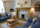 Inside Juliet Cottage is near Alnwick Castle