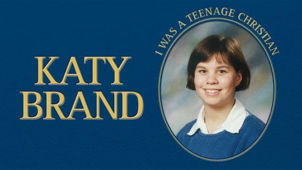 Katy Brand: I Was a Teenage Christian