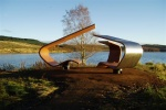 Kielder Art is near Easter Egg Trail