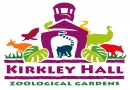 Logo is near Family Entry to Kirkley Hall Zoo