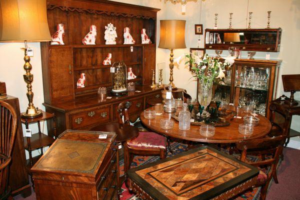 Interior room setting