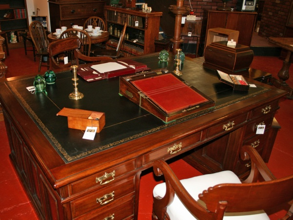 Desks always in stock