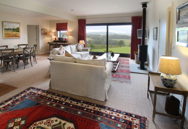 Lemmington Lodge Living Area