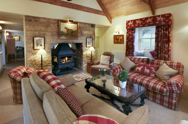 Keepers Cottage Sitting Room