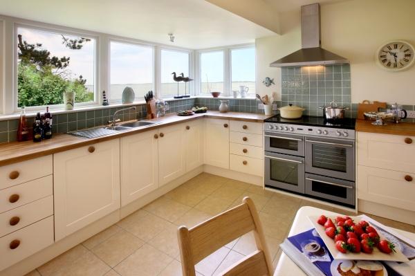 Mill house kitchen