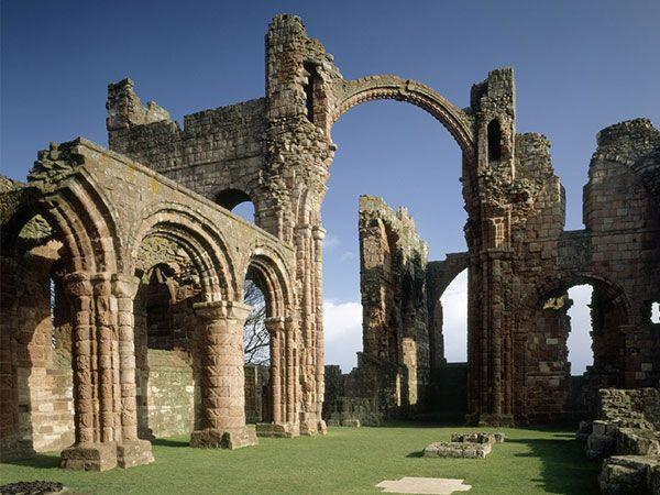 Lindisfarne Priory