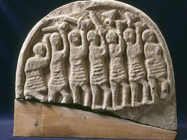 Viking Raider Stone