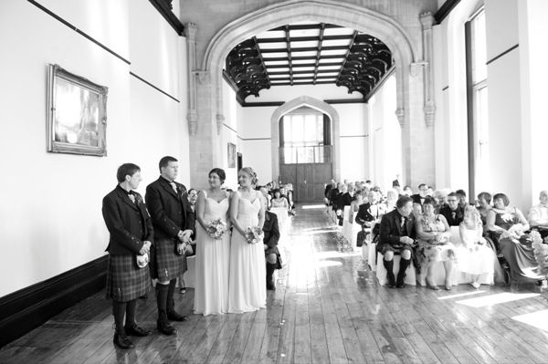 Wedding in the Hall