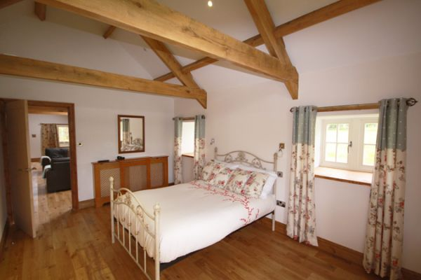 A Bedroom in Byre