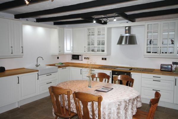 Coquet Cottage Kitchen