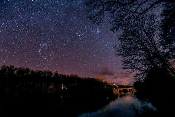Stargazing at Riverdale Hall